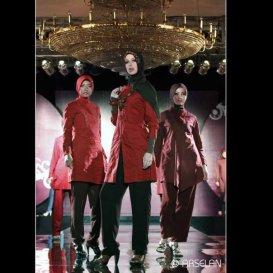 Model Baju Muslim Untuk Para Professional | Tren Busana Muslim