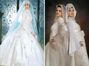 gaun pengantin muslimah bagaimana tehnik mendesain gaun pengantin