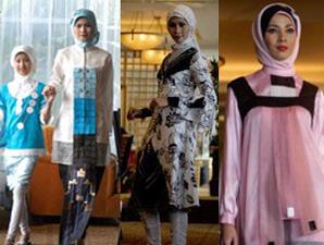 Memilih Busana Muslim untuk Pesta 4
