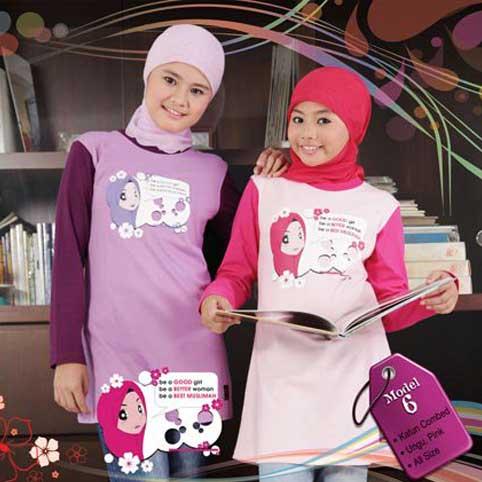 Busana Muslim Syar I Untuk Remaja Busana Muslim Indonesia