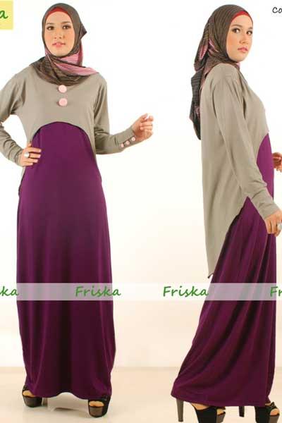 Trend Busana Muslim 2013 Terbaru Model Gaya Baju Muslim