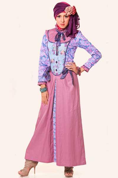 Memilih Baju Gamis Untuk Pesta Tren Busana Muslim Indonesia