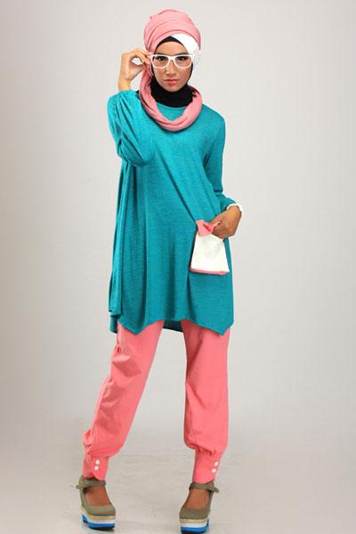 Fashion yang cocok untuk wanita yang pendek busana muslim indonesia Fashion style untuk orang kurus
