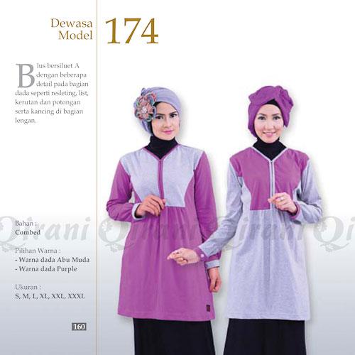 Kreasi model baju gamis terbaru 2015 wanita muslimah modis Baju gamis terbaru oktober 2015