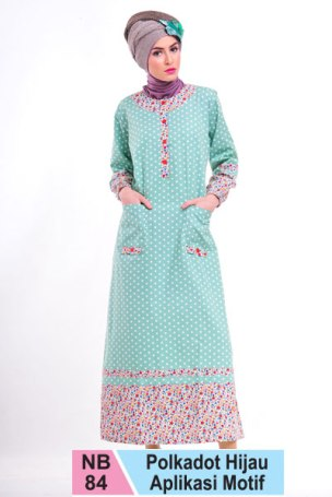 Padu Padan Hijab Style Warna Hijau Yang Menyejukkan Busana Muslim